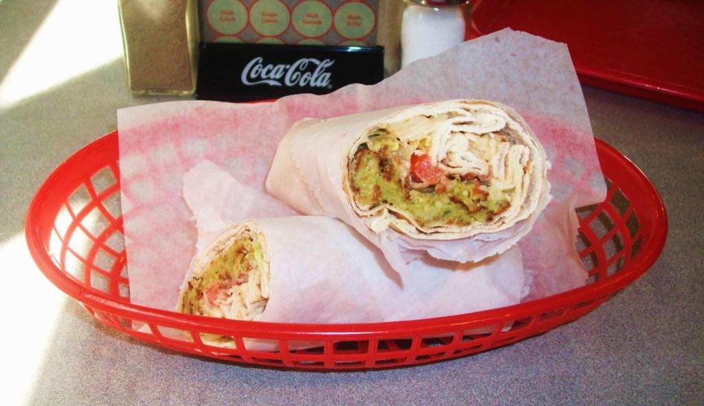 "Falafel ""Sandwich"""